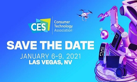 CES 2021: All-Digital, aber virtuell IRL mit OLED-Technologie